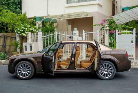 Tho Viet do Chrysler 300C thanh 'Rolls-Royce' het 200 trieu - Anh 4