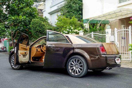 Tho Viet do Chrysler 300C thanh 'Rolls-Royce' het 200 trieu - Anh 5