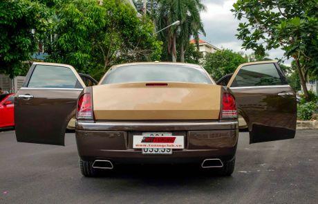 Tho Viet do Chrysler 300C thanh 'Rolls-Royce' het 200 trieu - Anh 6
