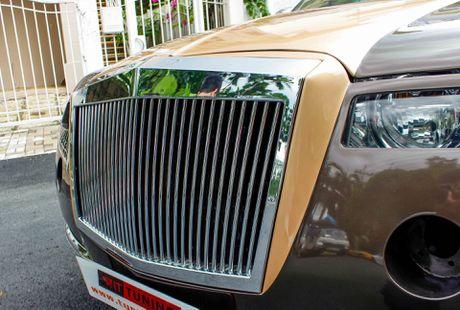 Tho Viet do Chrysler 300C thanh 'Rolls-Royce' het 200 trieu - Anh 7