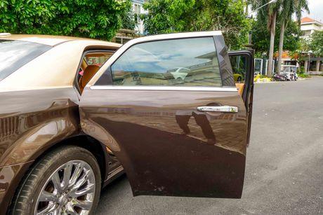 Tho Viet do Chrysler 300C thanh 'Rolls-Royce' het 200 trieu - Anh 8