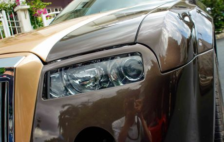 Tho Viet do Chrysler 300C thanh 'Rolls-Royce' het 200 trieu - Anh 9