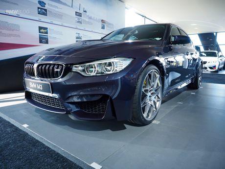 BMW ra mat M3 dac biet gia gan 85.000 USD - Anh 1