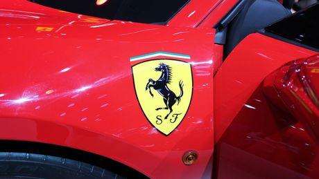 Loat sieu xe Ferrari dac biet ky niem 70 nam thanh lap hang - Anh 8