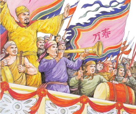 Ly Nam De, sinh menh de vuong nhung khong gap van - Anh 1