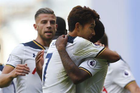 Tottenham 2-0 Man City: Pep Guardiola thua tran dau - Anh 12
