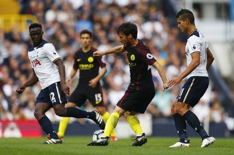 Tottenham 2-0 Man City: Pep Guardiola thua tran dau - Anh 13