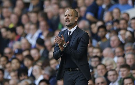 Tottenham 2-0 Man City: Pep Guardiola thua tran dau - Anh 18