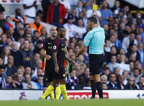 Tottenham 2-0 Man City: Pep Guardiola thua tran dau - Anh 19