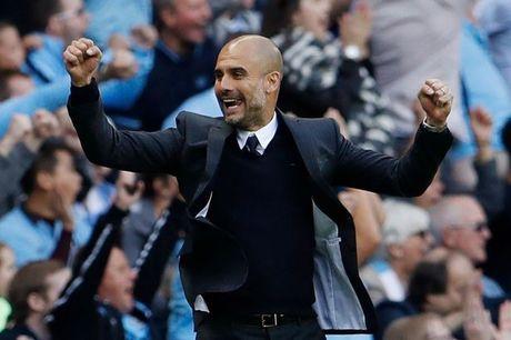 Tottenham 2-0 Man City: Pep Guardiola thua tran dau - Anh 1