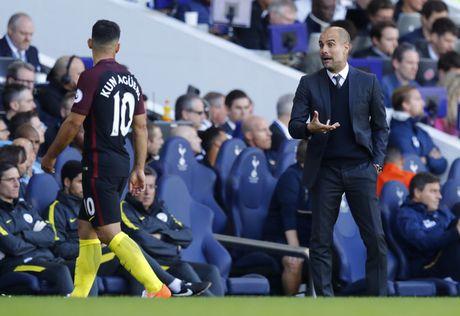 Tottenham 2-0 Man City: Pep Guardiola thua tran dau - Anh 22