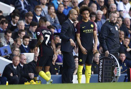 Tottenham 2-0 Man City: Pep Guardiola thua tran dau - Anh 23