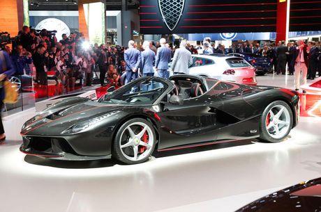 Top 10 sieu xe an tuong nhat tai Paris Motor Show 2016 - Anh 2
