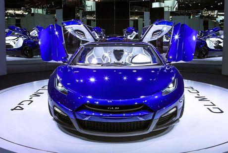 Top 10 sieu xe an tuong nhat tai Paris Motor Show 2016 - Anh 9