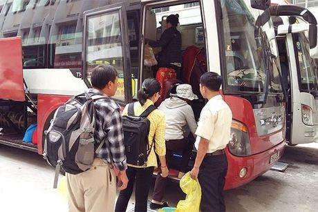 TP.HCM: Chua cam o to 16 cho tro len luu thong - Anh 1