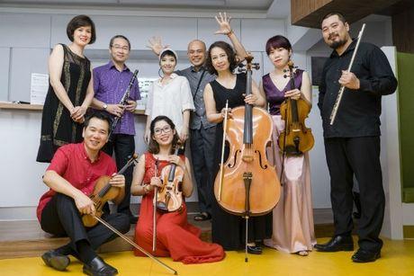 Hoa nhac duong dai Hanoi New Music Ensemble - Anh 1