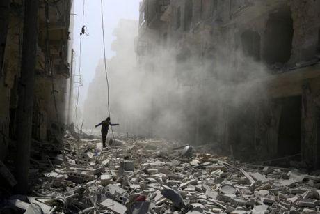 Ngoai truong Nga-My ban gi ve chien su o Aleppo? - Anh 1