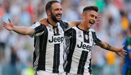 Empoli 0-3 Juventus: Bung no du doi voi 'song sat' Dybala – Higuain - Anh 1