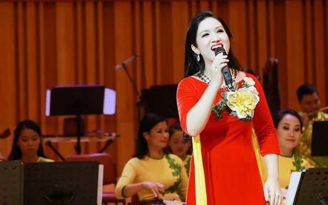 Sao Mai Le Anh Dung 'da nham san' sang Nhac cu truyen thong - Anh 10