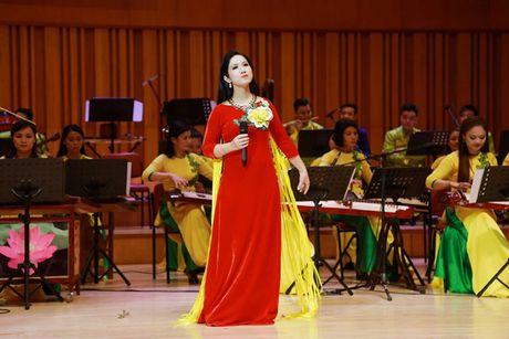 Sao Mai Le Anh Dung 'da nham san' sang Nhac cu truyen thong - Anh 9