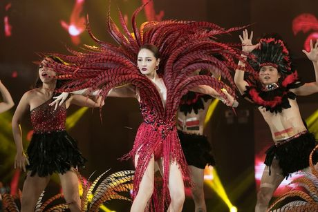 Choang ngop 'Sieu show kim cuong' nua trieu USD cua Dam Vinh Hung - Anh 11