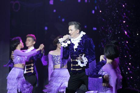 Choang ngop 'Sieu show kim cuong' nua trieu USD cua Dam Vinh Hung - Anh 9
