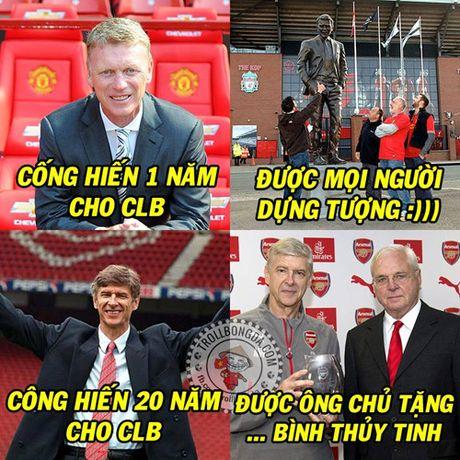 Biem hoa 24h: Arsene Wenger hoa phu thuy, Diego Costa cuu roi Chelsea - Anh 5