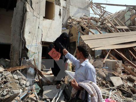 Yemen: Phien quan Houthi thanh lap 'chinh phu bao ve dat nuoc' - Anh 1