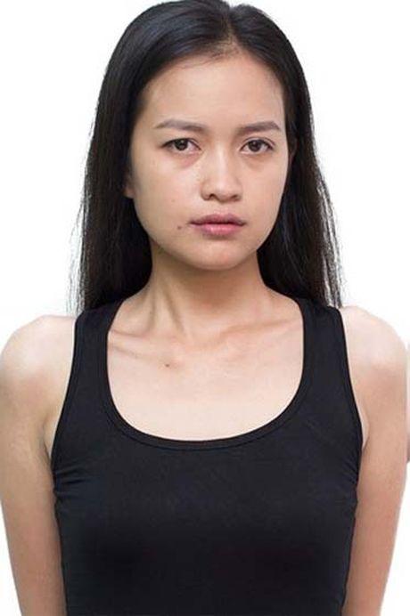 Ngam hanh trinh 'lot xac' cua Quan quan Ngoc Chau VN Next Top Model - Anh 1