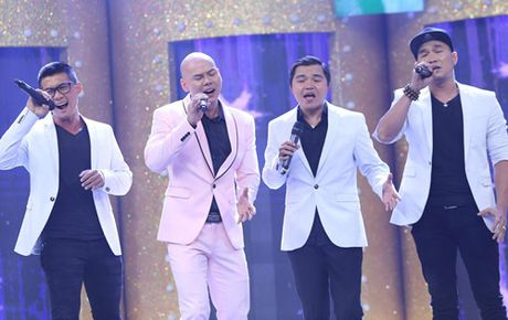Vo chong Phan Dinh Tung hat tang con gai tren truyen hinh - Anh 6