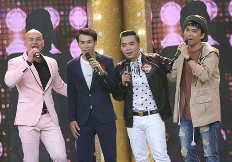 Vo chong Phan Dinh Tung hat tang con gai tren truyen hinh - Anh 7