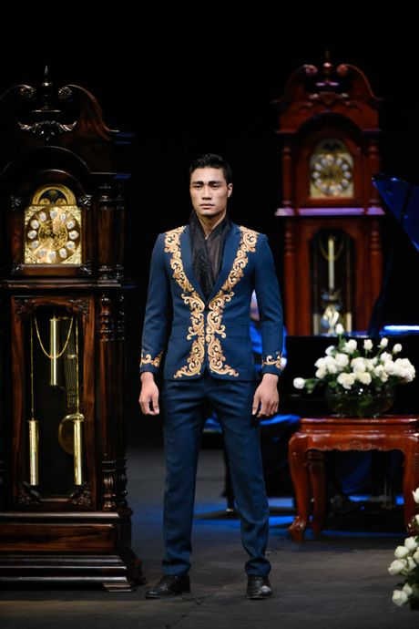 Thoi gian lang dong tai dem dien haute couture VFW - Anh 10