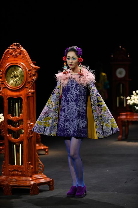 Thoi gian lang dong tai dem dien haute couture VFW - Anh 5