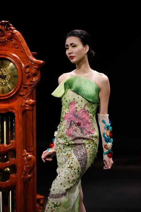 Thoi gian lang dong tai dem dien haute couture VFW - Anh 9