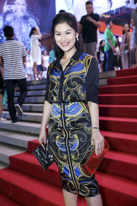 Quach Tuan Du khoe ban gai doanh nhan giua tin don gioi tinh - Anh 12