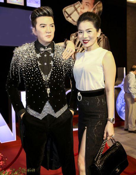 Quach Tuan Du khoe ban gai doanh nhan giua tin don gioi tinh - Anh 4