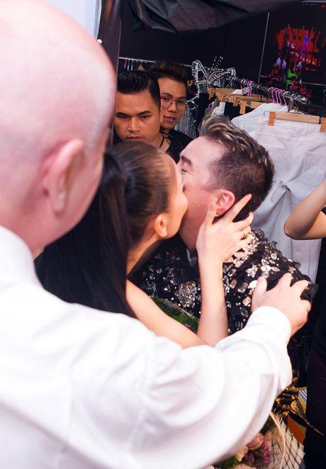 Quach Tuan Du khoe ban gai doanh nhan giua tin don gioi tinh - Anh 6