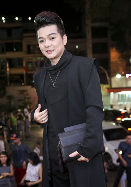 Quach Tuan Du khoe ban gai doanh nhan giua tin don gioi tinh - Anh 8