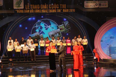 Nong dan Hoa Binh dat quan quan Cuoc thi Nong dan voi CNTT - Anh 3