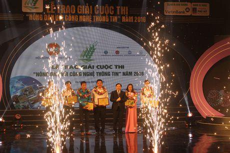 Nong dan Hoa Binh dat quan quan Cuoc thi Nong dan voi CNTT - Anh 4