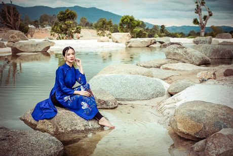 Top 5 Hoa hau Viet Nam 2016 dep 'nghieng thanh' voi ao dai - Anh 10