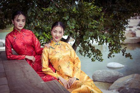 Top 5 Hoa hau Viet Nam 2016 dep 'nghieng thanh' voi ao dai - Anh 13