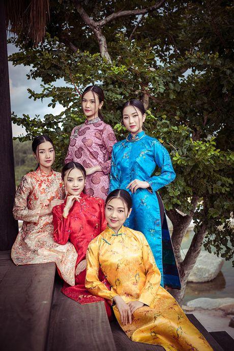 Top 5 Hoa hau Viet Nam 2016 dep 'nghieng thanh' voi ao dai - Anh 14