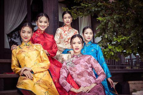 Top 5 Hoa hau Viet Nam 2016 dep 'nghieng thanh' voi ao dai - Anh 15