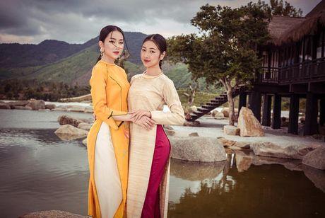 Top 5 Hoa hau Viet Nam 2016 dep 'nghieng thanh' voi ao dai - Anh 4