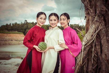 Top 5 Hoa hau Viet Nam 2016 dep 'nghieng thanh' voi ao dai - Anh 7