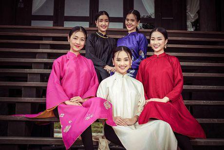 Top 5 Hoa hau Viet Nam 2016 dep 'nghieng thanh' voi ao dai - Anh 9