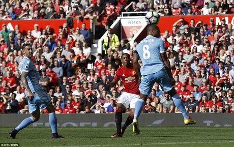 Man United 1-1 Stoke City: Qua den cho Quy do - Anh 4