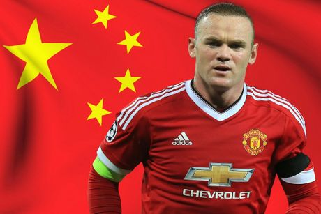 Rooney va tham vong cua bong da Trung Quoc - Anh 1