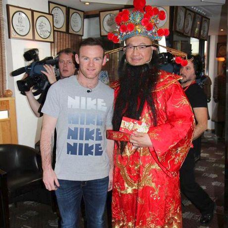 Rooney va tham vong cua bong da Trung Quoc - Anh 2
